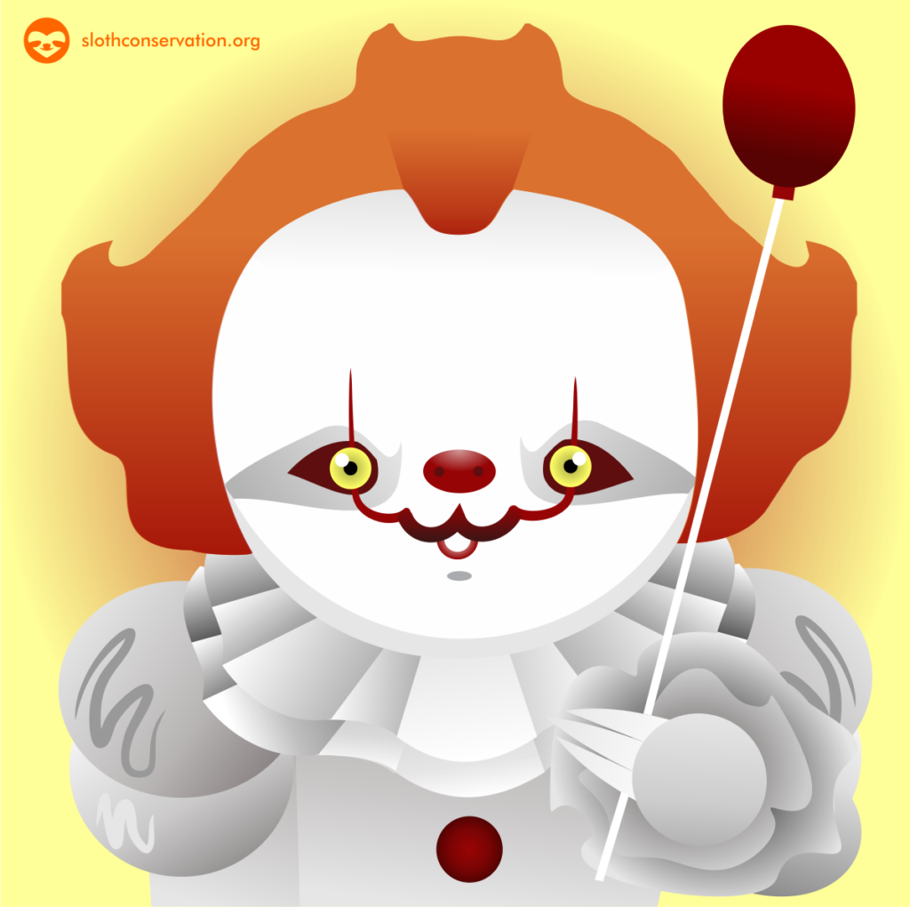 It pennywise sloth