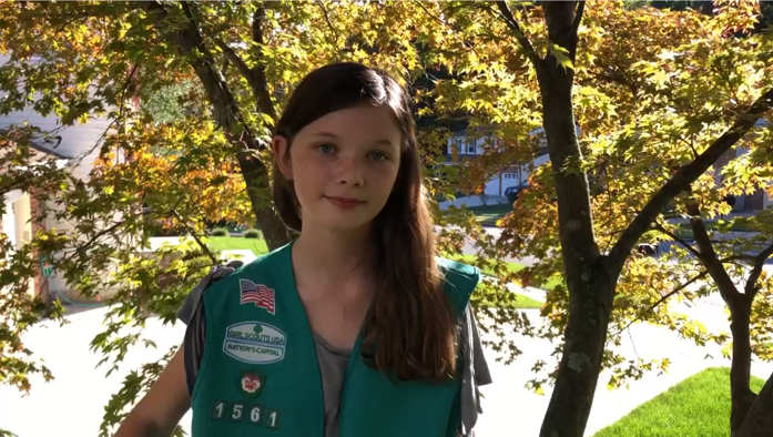 girl scout education youth activism