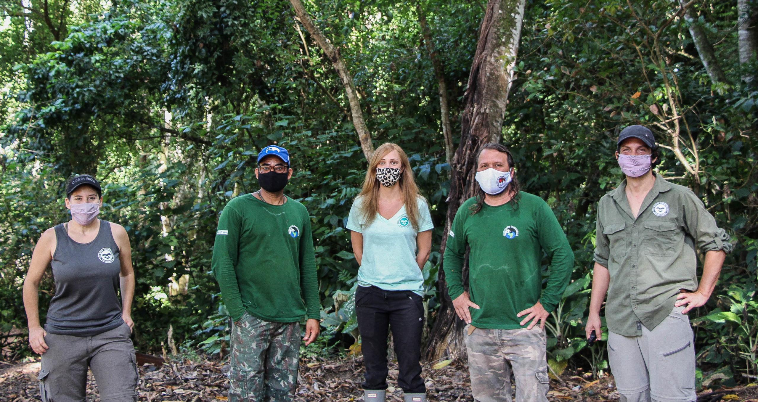 team sloth brazil