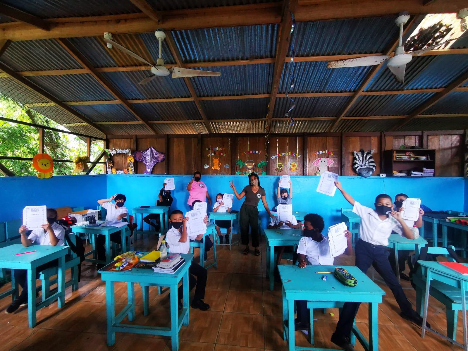 school south caribbean