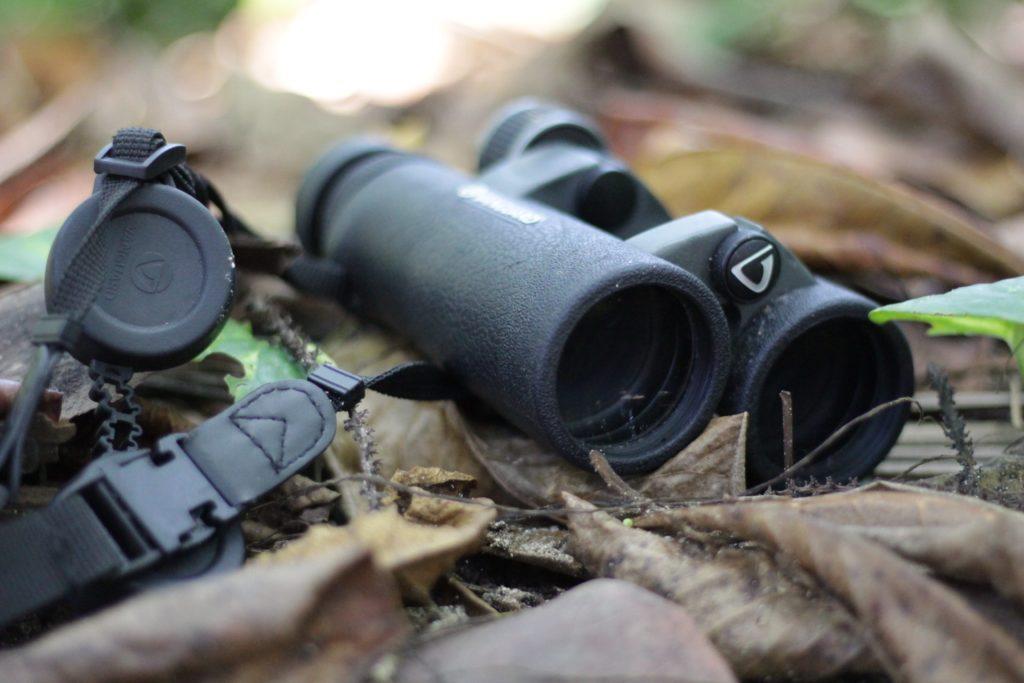 binoculars tracking